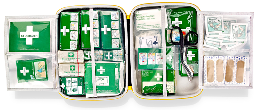 Cederroth First Aid Kit, Large