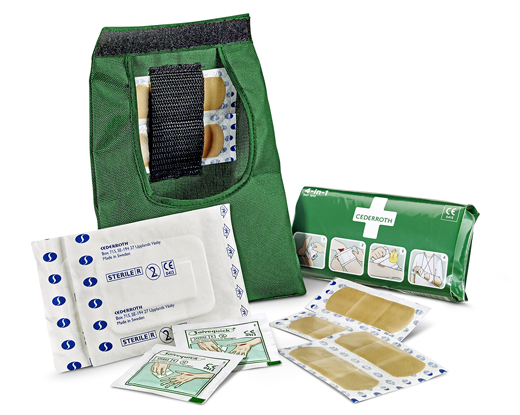 Cederroth First Aid Kit, Small